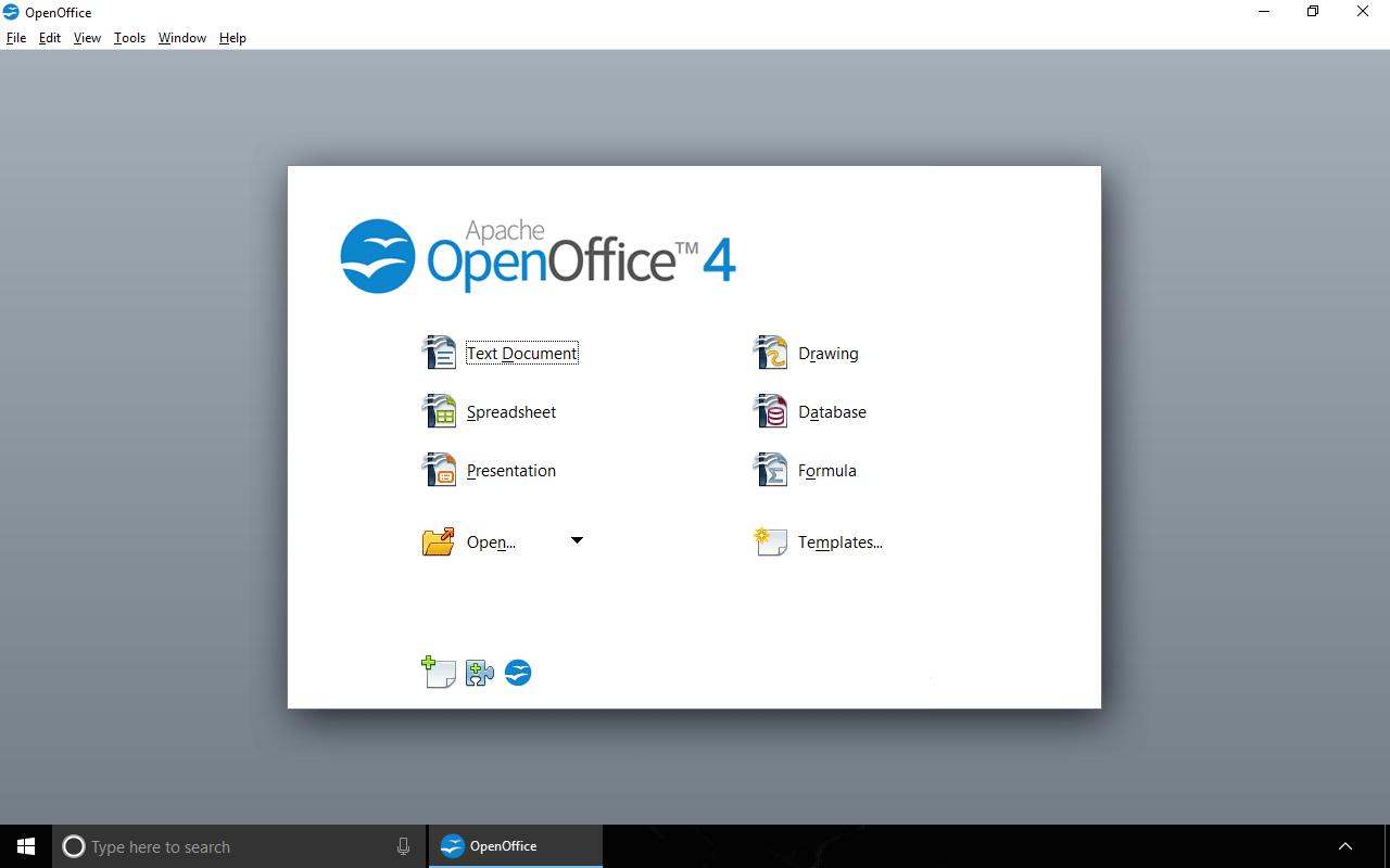 Apache OpenOffice Download