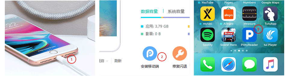 25PP PC download  Install PP on iOS