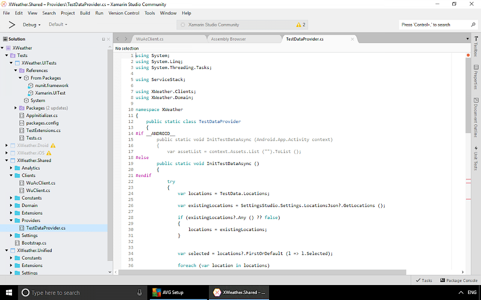 Xamarin Studio Download