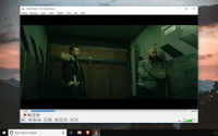 Small screenshot of VLC Media Player running on Windows.