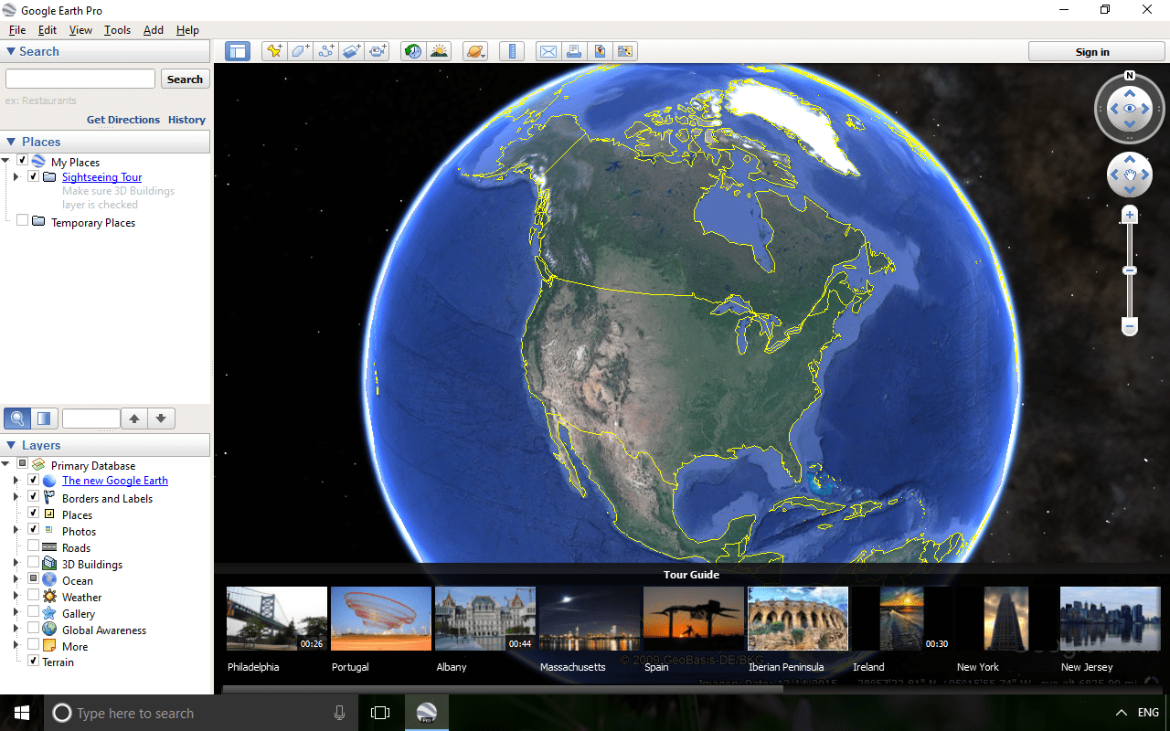 Google Earth – Applications sur Google Play
