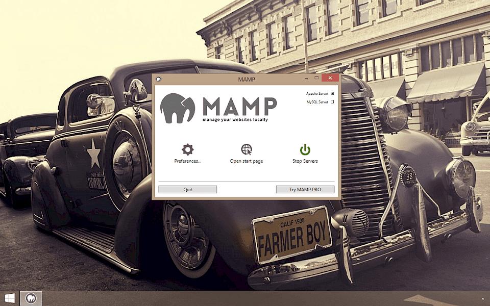 MAMP Download