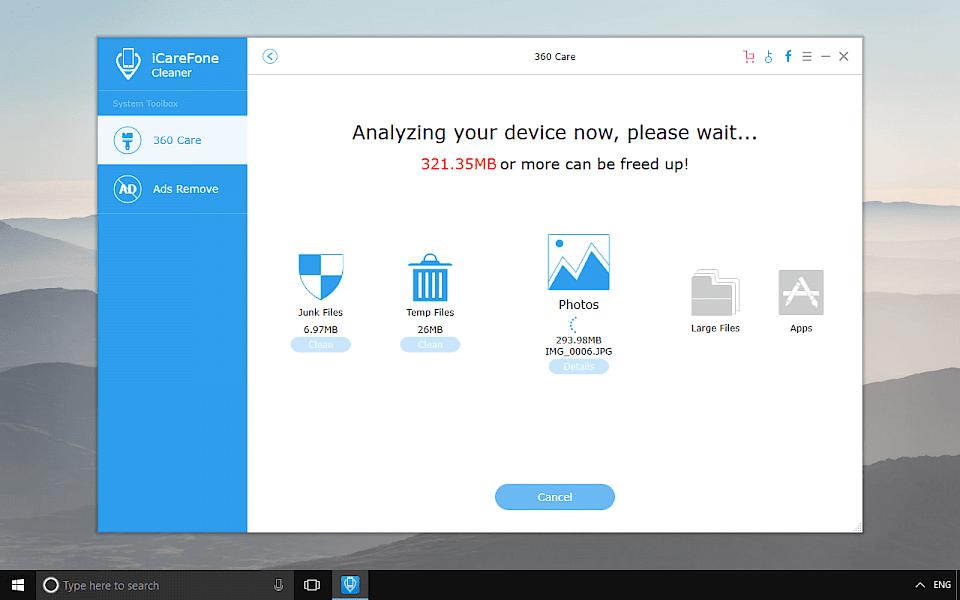 Tenorshare iCareFone Serial Key Free 6.0