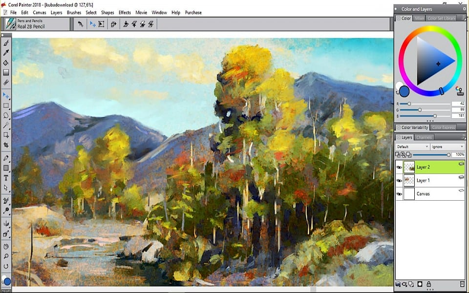 Best digital painting software for windows kubadownload for Program like paint for mac