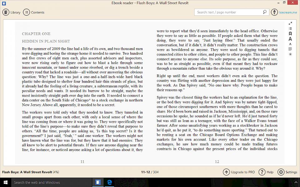 Icecream Ebook Reader Download