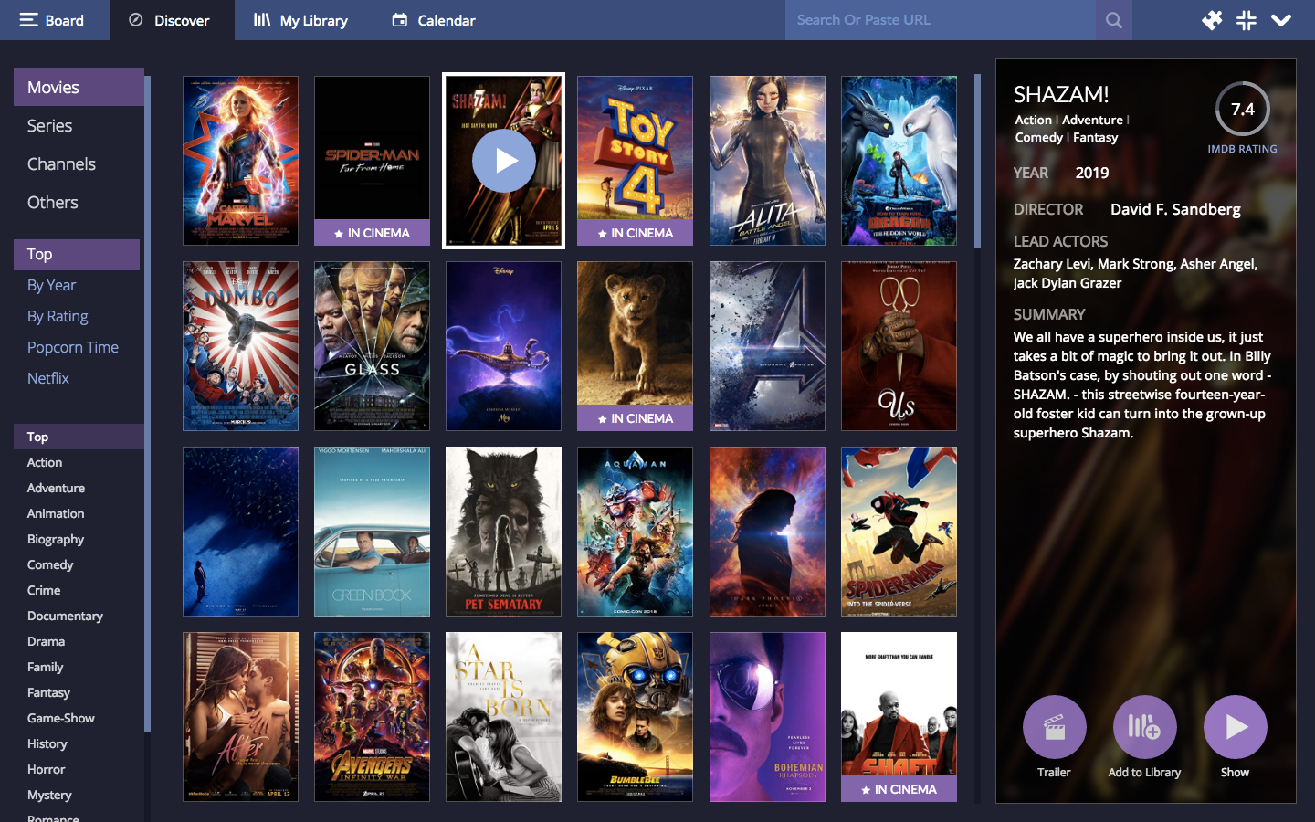 Stremio Download for Windows and Mac - latest version