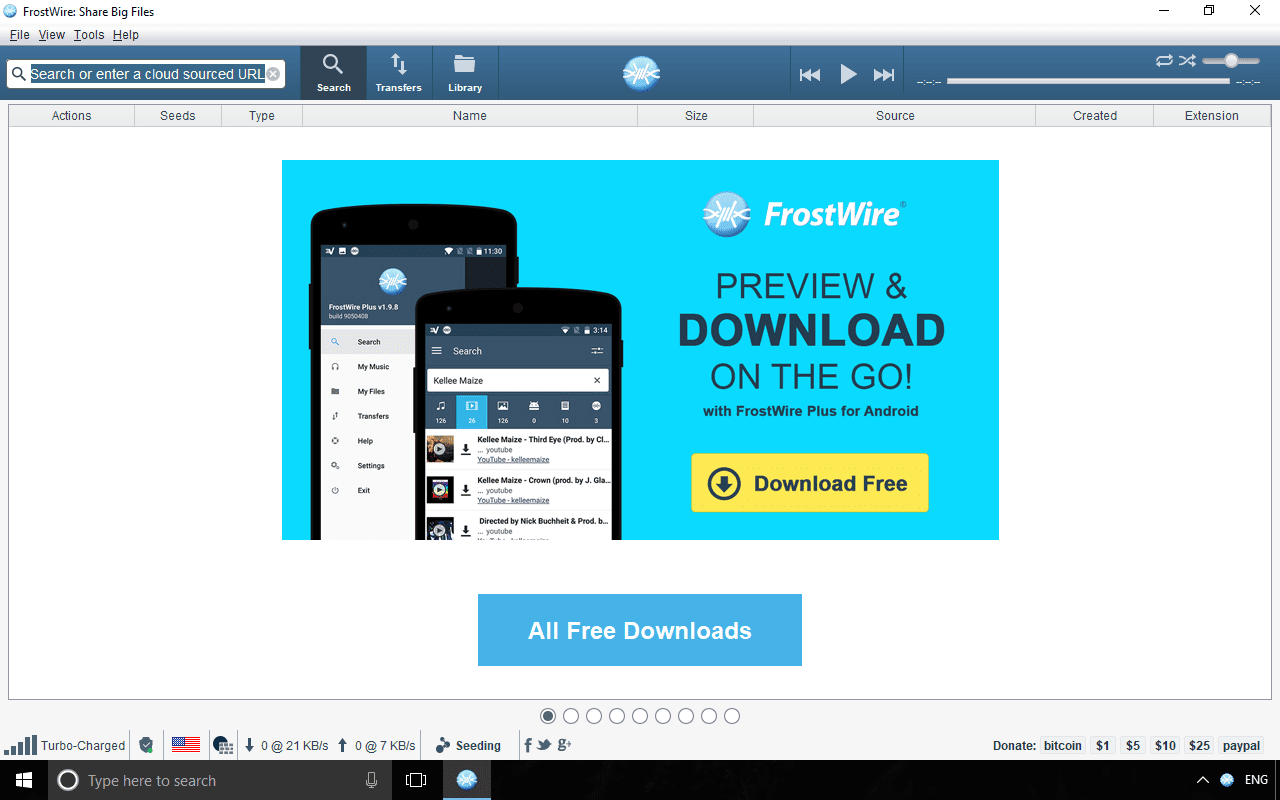 FrostWire Download