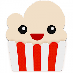 Popcorn Time iOS Logo