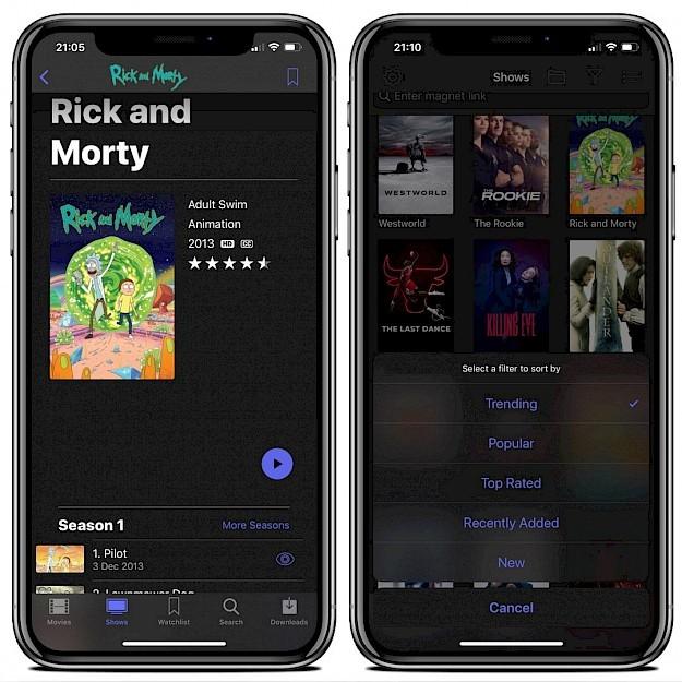 Popcorn Time Iphone App Mac