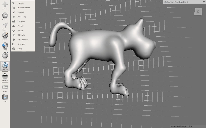 Autodesk Meshmixer Download - free 3D Sculpting
