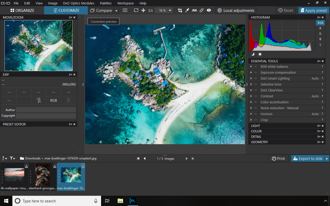 Easiest Photo Editing Software
