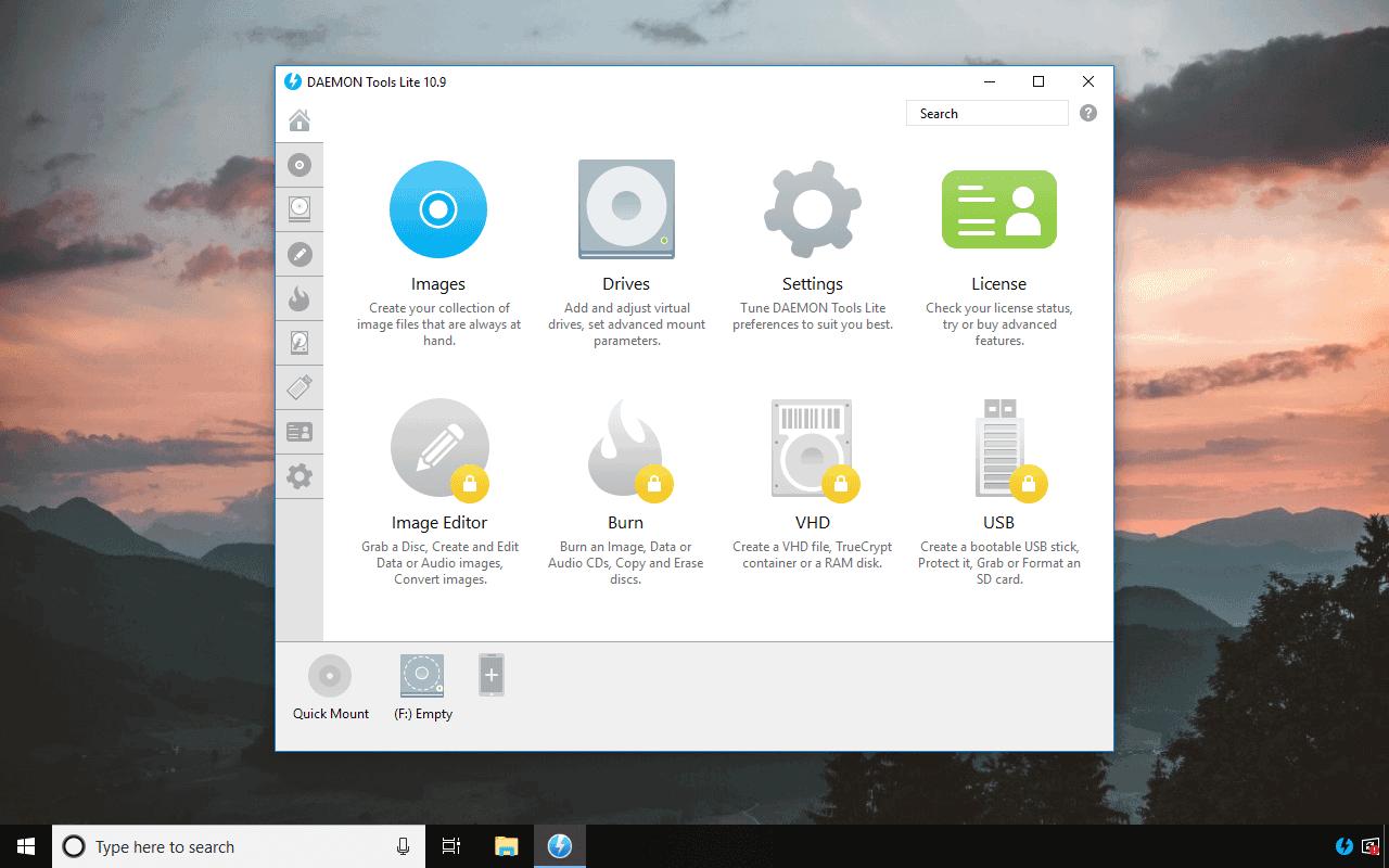 daemon download freeware