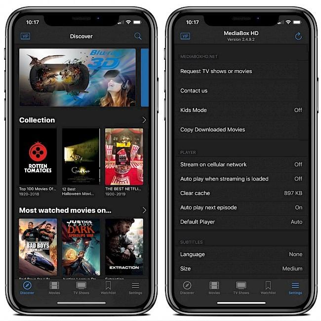 Download Mediabox Hd For Ios 13