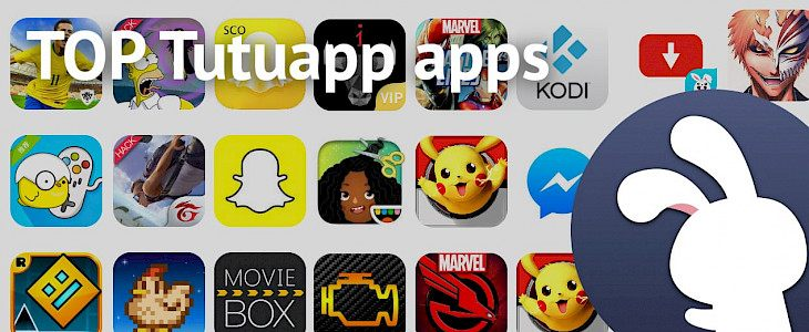 List of TOP 55 apps downloaded from Tutuapp
