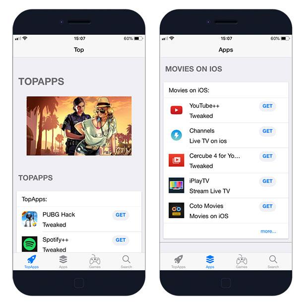 TopStore App Download for iOS