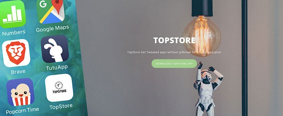 TopStore App Download for iOS