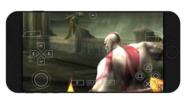 PPSSPP Emulator for iPhone