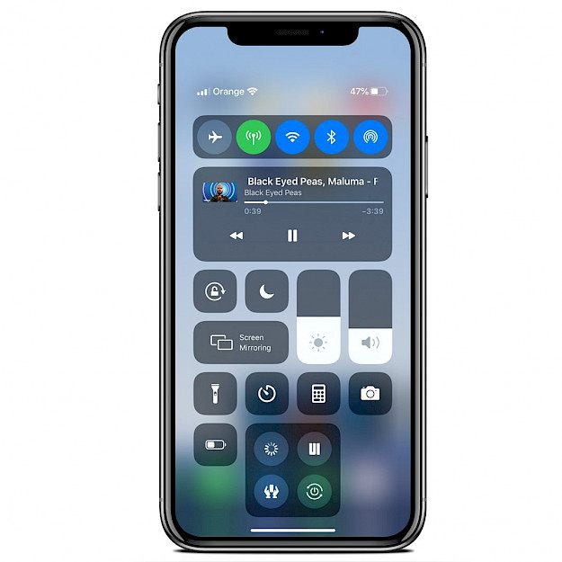 BetterCCXI tweak for iOS 13