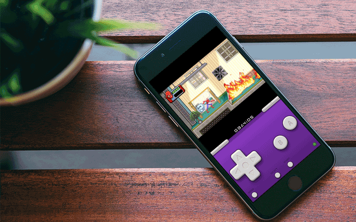 GBA4iOS - Game Boy Advance emulator for iOS