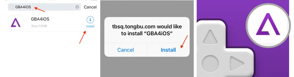 GBA4iOS - Game Boy Advance emulator for iOS