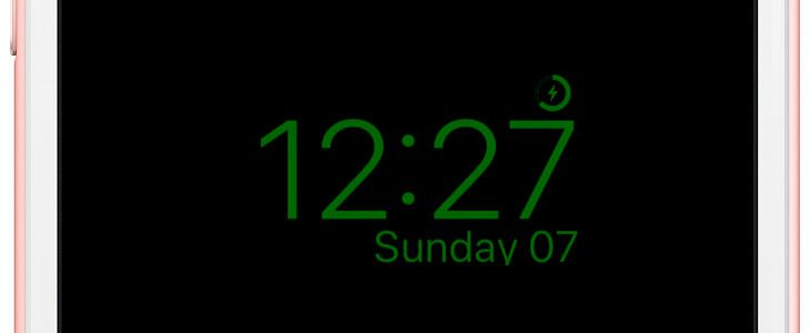 Moonshine - WatchOS charging style for iPhone