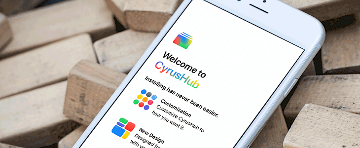 CyrusHub - Cyrus Installer with iOS Apps