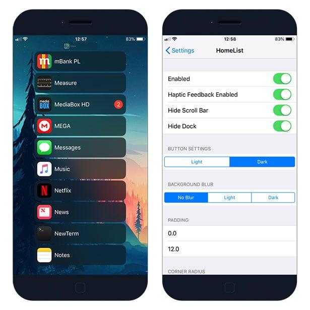 list of apps for jailbroken iphone