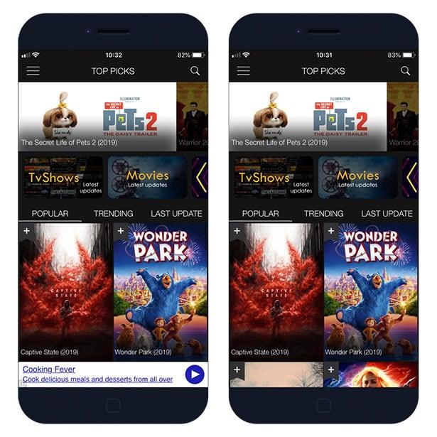 App ++ tweaks for iOS