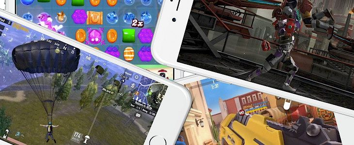 Game Hacks for iOS. Activate cheats in mobile games