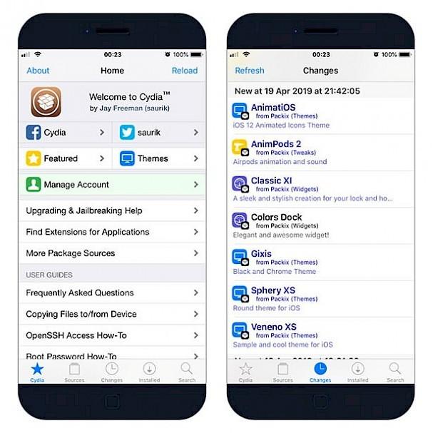 Phoenix Jailbreak Download for iOS 9 3 5 - 9 3 6 / no computer