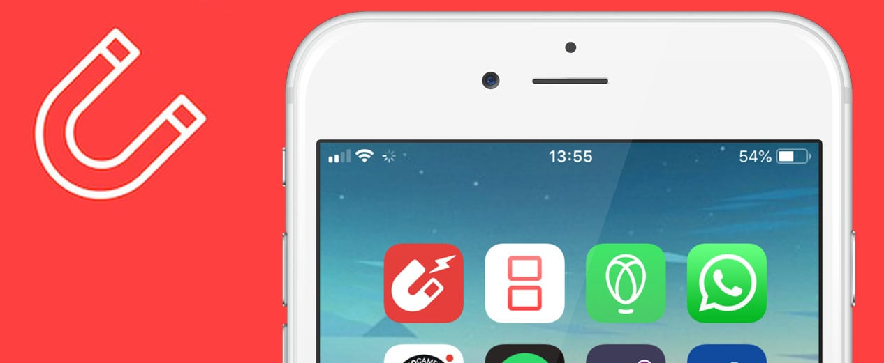 BarMagnet app is a torrent remote controller for iOS