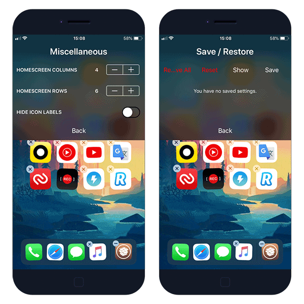 Cuboid tweak