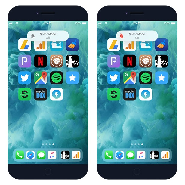 Ringer13 Cydia tweak