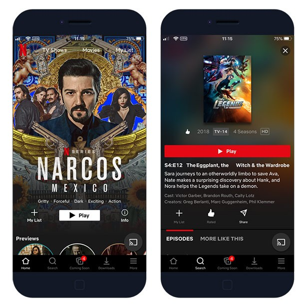 Netflix VPN for iPhone