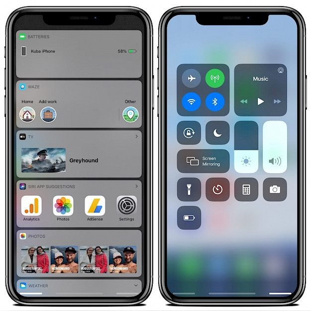 Dyadic tweak on iOS 13