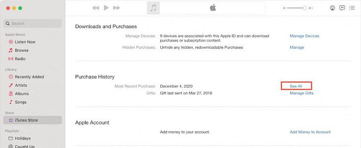 Find your apps and games billing history on iPhone, iPad, and Mac