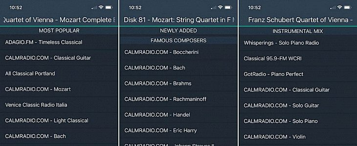 Best Classical Music apps for iPhone and iPad