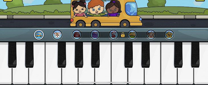 Best Music Apps for Kids on iPhone and iPads