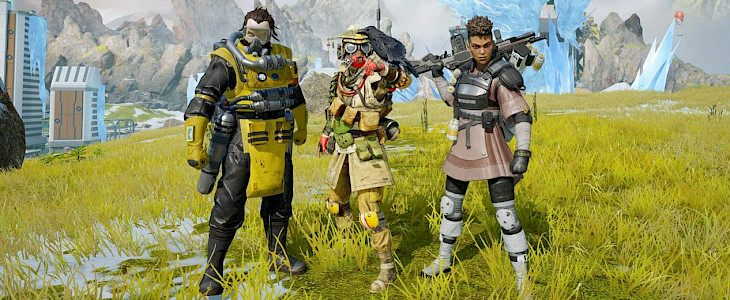 Apex Legends Mobile is Coming Soon
