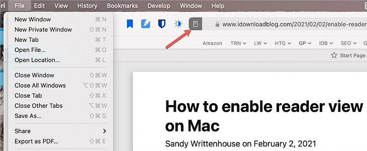 How to print pages without ads in Safari, Firefox, and Chrome on Mac